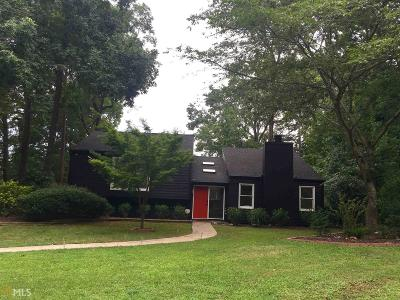 Roswell Single Family Home New: 570 Ramsdale Dr