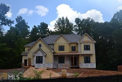 Marietta Single Family Home New: 4861 Fox Run Ln