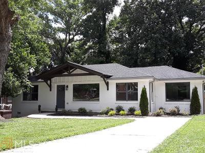 Decatur Single Family Home New: 2080 Miriam Ln