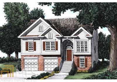 Villa Rica Single Family Home New: Claridge Way #Lot 26