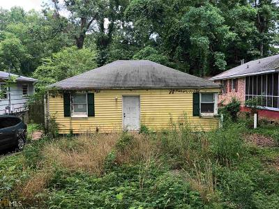 Atlanta Single Family Home New: 1406 SW Westmont Rd