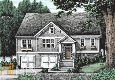 Villa Rica Single Family Home New: Claridge Way #Lot 27