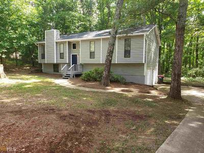 Douglasville Rental New: 2845 Tray Ct