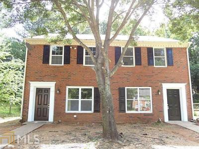 Gwinnett County Multi Family Home Under Contract: 4237 Dejohns Way