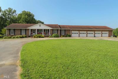 Coweta County Single Family Home New: 755 Bexton Rd