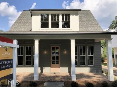 Atlanta Condo/Townhouse New: 673 Juneberry Ln