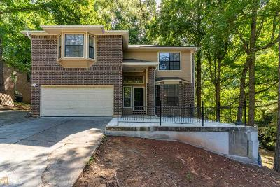 Lawrenceville Single Family Home New: 1291 Teaberry Cir