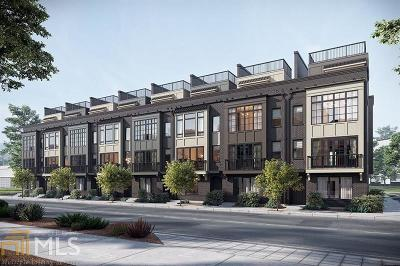 Atlanta Condo/Townhouse New: 49 Krog Street #15