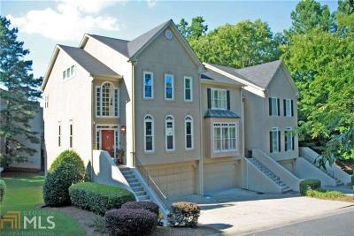 Cobb County Condo/Townhouse New: 2540 Oakwood Way