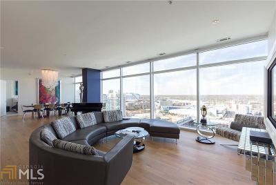 W Residences Condo/Townhouse For Sale: 45 Ivan Allen Jr Blvd #2404