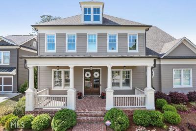 Alpharetta Single Family Home New: 1265 Lee St