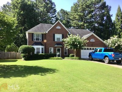Acworth Single Family Home New: 2625 Webster Dr