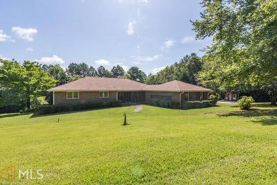Hoschton Single Family Home New: 6382 Jackson Trl