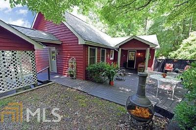 Hiawassee Single Family Home For Sale: 3201 Creekview Rd