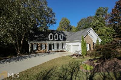 Lawrenceville Single Family Home New: 1553 Gracebrook Dr