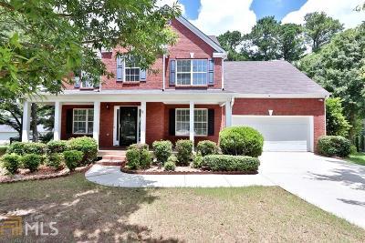 Grayson Single Family Home New: 1005 Pebble Bend Dr