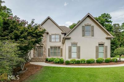 Gwinnett County Single Family Home New: 2600 Preston Ridge Ln