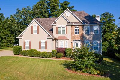 Douglasville Single Family Home New: 3175 Thorneridge