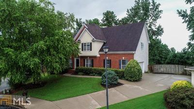 Gwinnett County Single Family Home New: 1608 School House Run