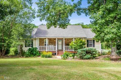 Hoschton Single Family Home For Sale: 371 Kiley Dr