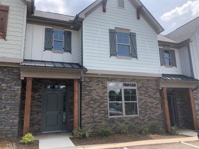 Covington Condo/Townhouse For Sale: 7708 Fawn Cir