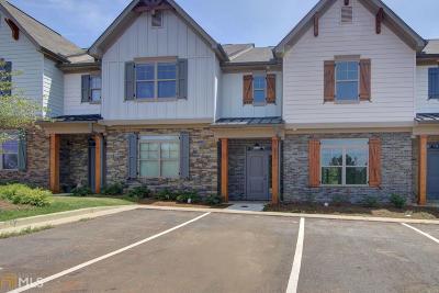 Covington Condo/Townhouse For Sale: 7710 Fawn Cir