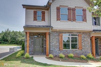 Covington Condo/Townhouse For Sale: 7712 Fawn Cir