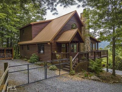Blue Ridge Single Family Home For Sale: 45 Little Mountain Rd