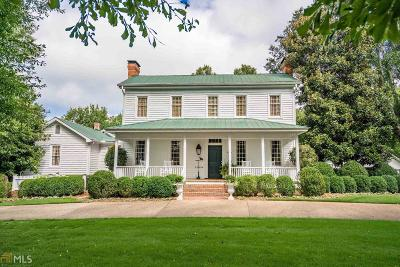 Madison Single Family Home New: 1161 Davis Academy Rd