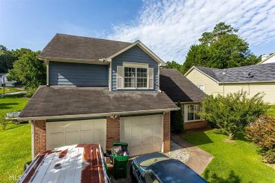 Stone Mountain Single Family Home New: 4811 Brasac Dr