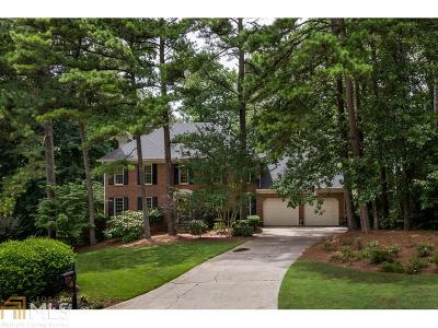 Roswell Single Family Home New: 305 S Talbot Ct