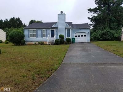 Ellenwood Single Family Home For Sale: 4253 Catalpa Park