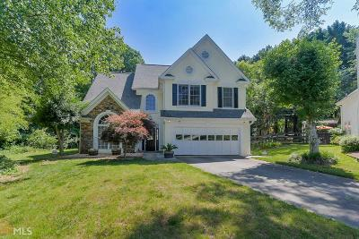 Alpharetta Single Family Home New: 1500 Stethem Ferry
