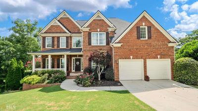 Gwinnett County Single Family Home New: 5183 Heartland