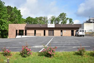 Hall County Commercial For Sale: 1560 Monroe Dr
