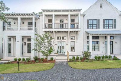 Alpharetta Condo/Townhouse New: 11530 Folia