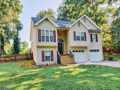 Gainesville Single Family Home New: 4926 Red Oak Dr