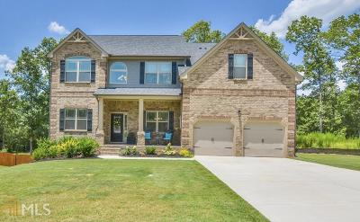 Dacula Single Family Home For Sale: 2970 Ridge Manor Dr