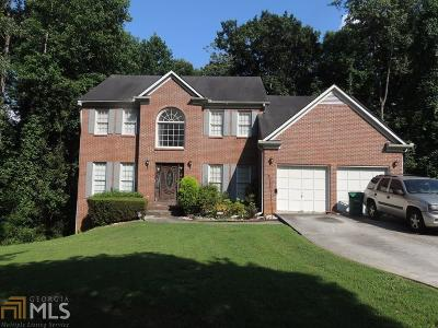 Stone Mountain Single Family Home New: 530 Riverbirch Trce #146