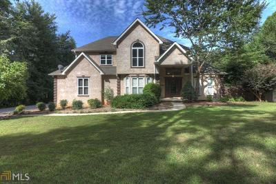 Stockbridge Single Family Home New: 610 Hood Rd