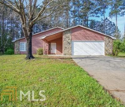 Clayton County Single Family Home Under Contract: 534 Blue Cedar Ct