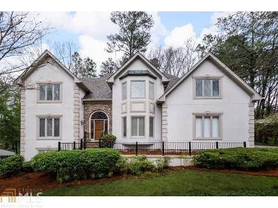 Fulton County Single Family Home New: 6115 River Chase Cir