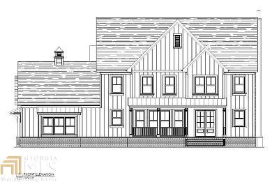 Fulton County Single Family Home New: 1494 Bon Endriot Ct