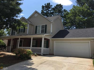 Dacula Single Family Home New: 3364 Lynley Mill Ln
