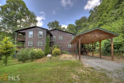 Gilmer County Single Family Home For Sale: 182 Lucius Rd