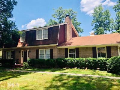 Stone Mountain Single Family Home New: 4404 Abingdon Dr