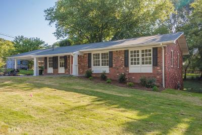 Douglasville Single Family Home New: 8552 Estelle St