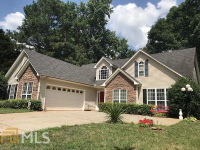 Gainesville Single Family Home New: 4125 Evian Way
