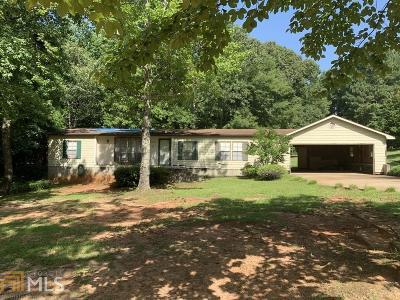 Loganville Single Family Home New: 2989 Broadnax Dr