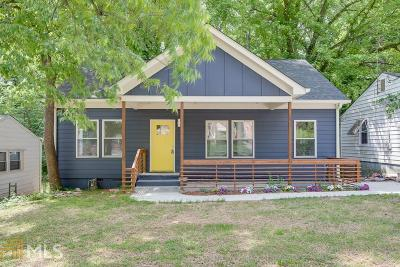 Single Family Home New: 256 Moreland Way